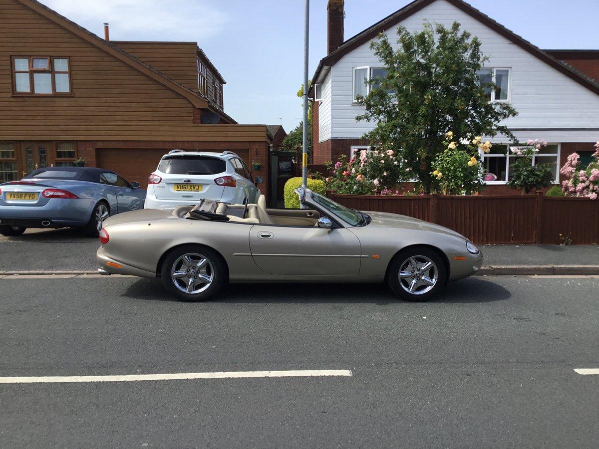 1996 Jaguar xk8 convertable For Sale (picture 5 of 6)
