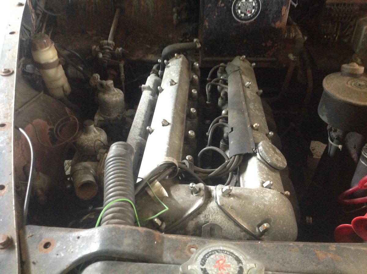 1960 Jaguar mk9 for easy restoration For Sale (picture 2 of 6)