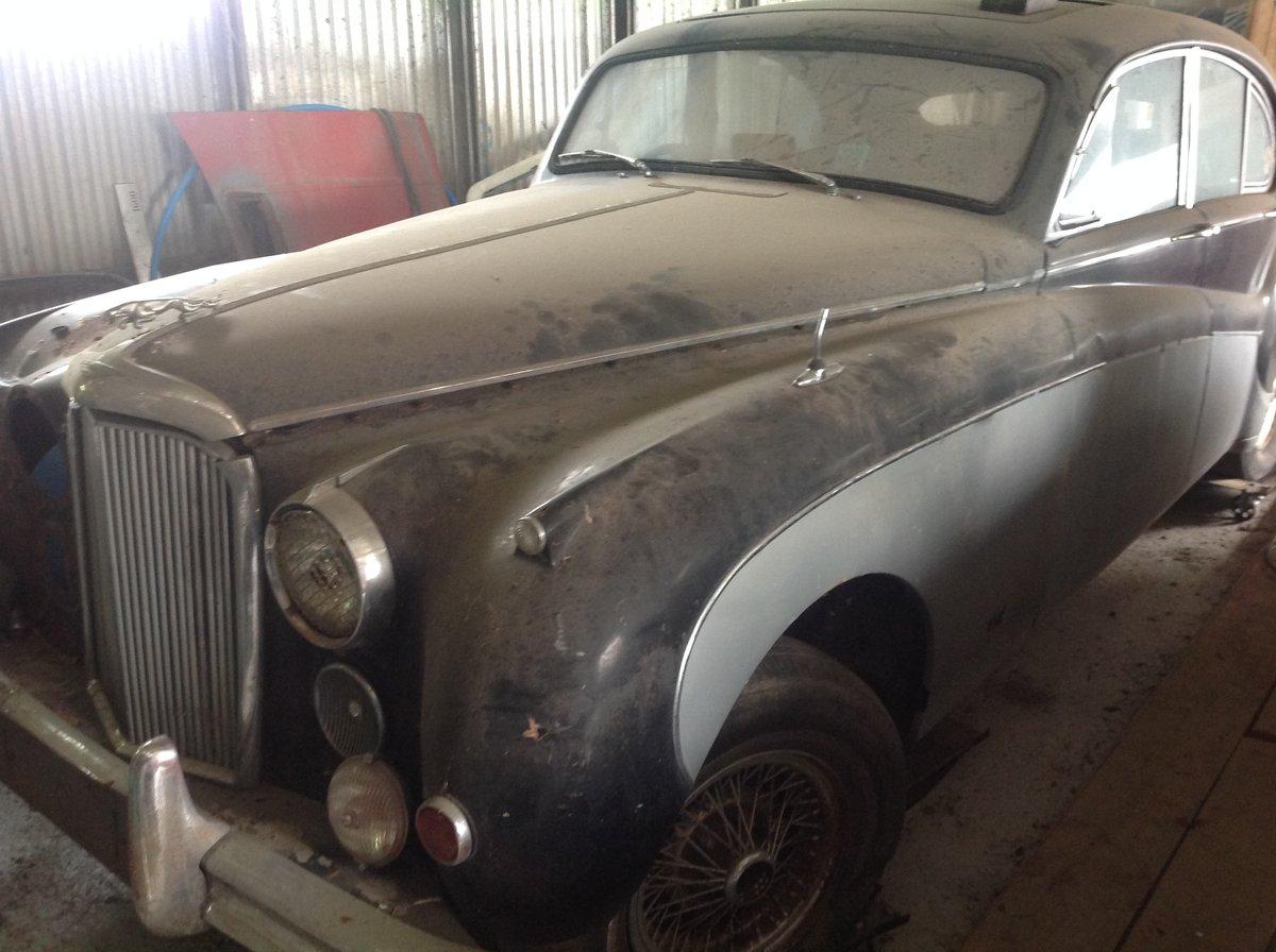 1960 Jaguar mk9 for easy restoration For Sale (picture 3 of 6)