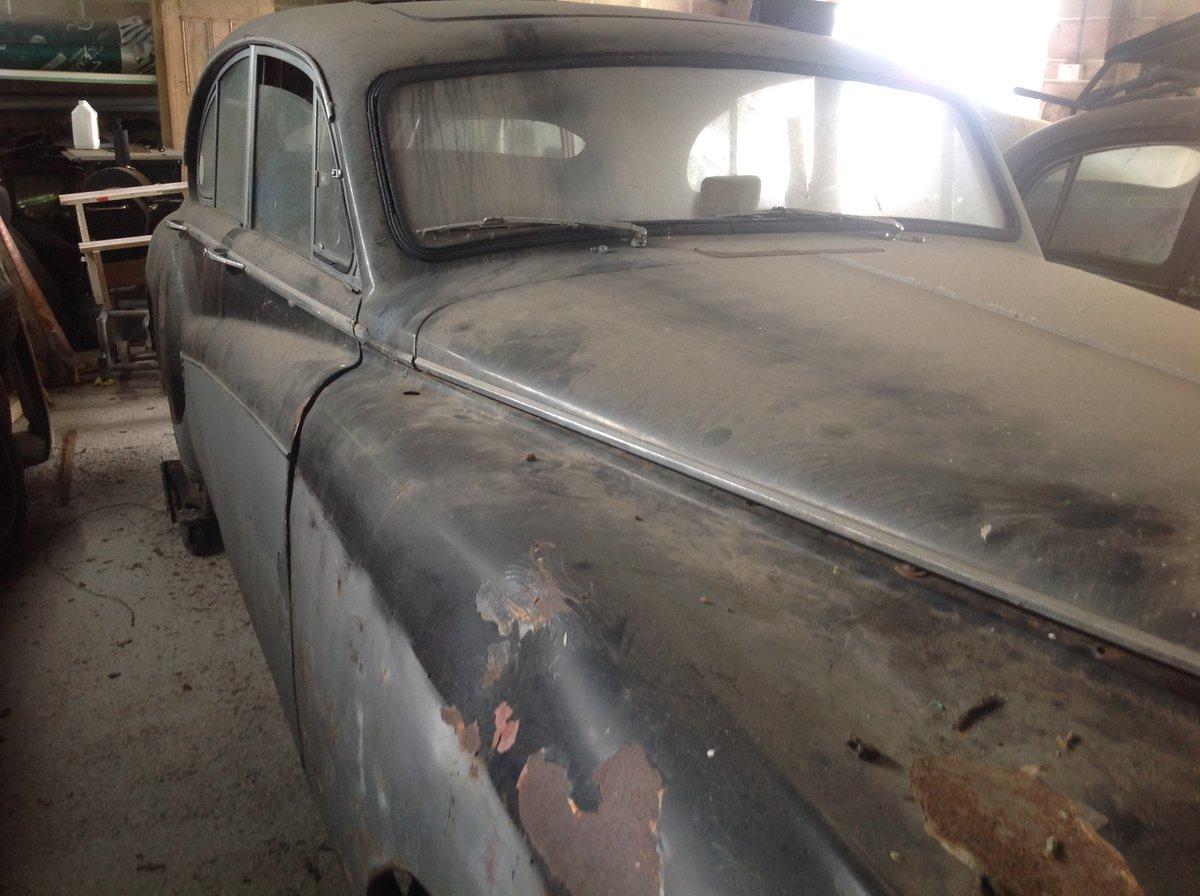 1960 Jaguar mk9 for easy restoration For Sale (picture 4 of 6)