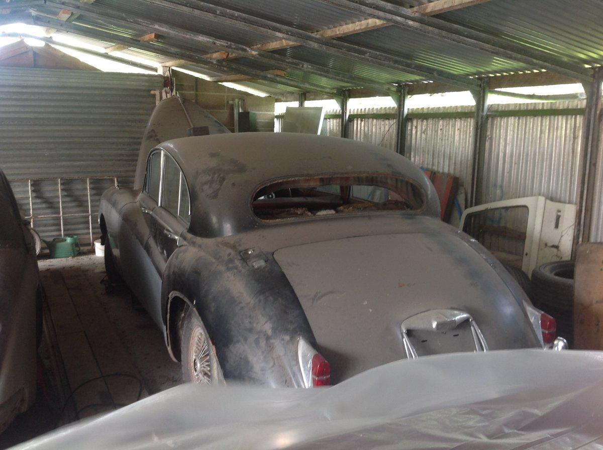 1960 Jaguar mk9 for easy restoration For Sale (picture 5 of 6)