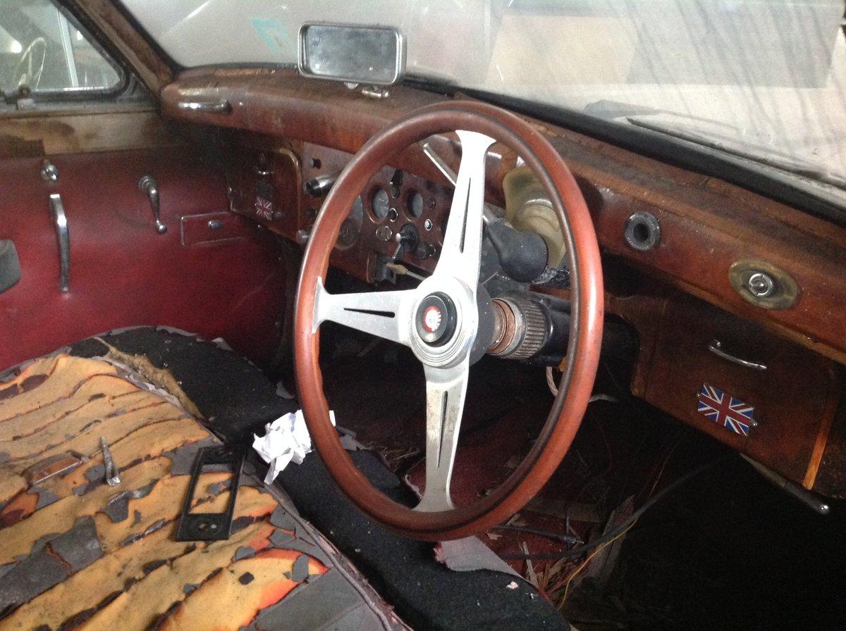 1960 Jaguar mk9 for easy restoration For Sale (picture 6 of 6)