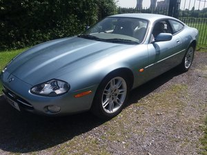 2001 Jaguar XK8 4.0 Coupe For Sale