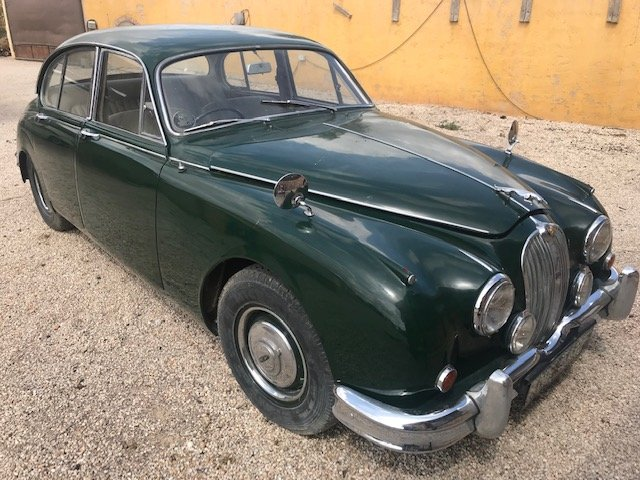 1968 mk2 jag, Mg bgt and mini 1000 For Sale (picture 1 of 6)