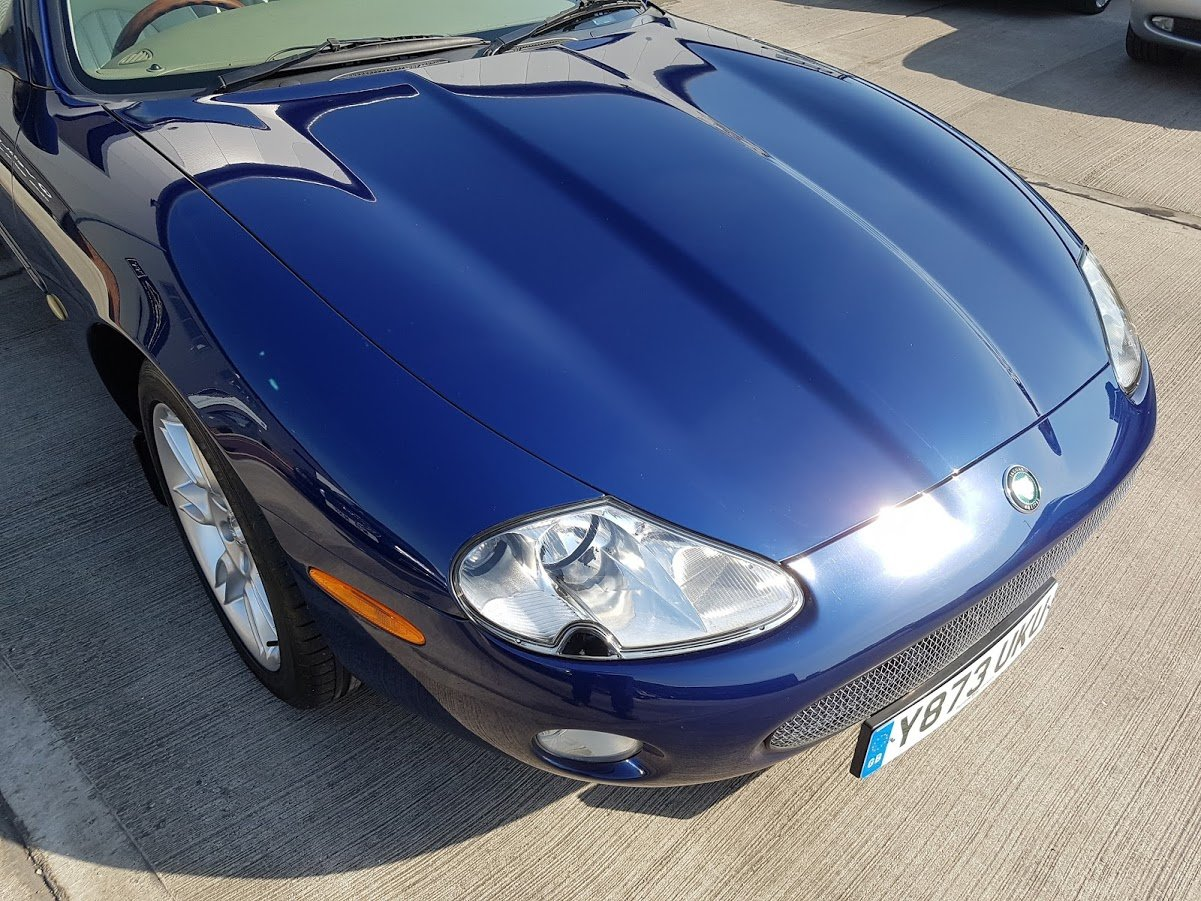 XK8 Coupe 2001 For Sale (picture 2 of 5)