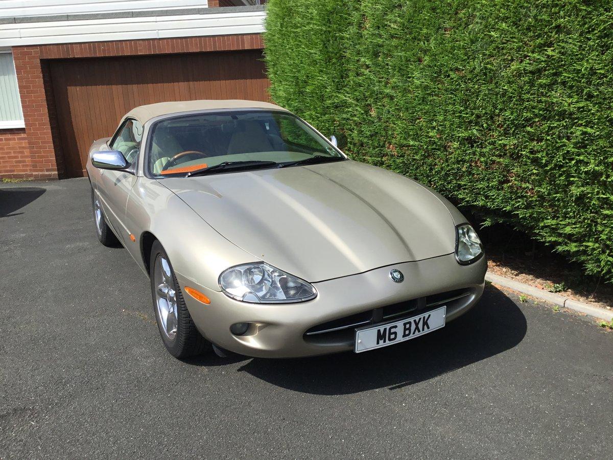 1996 Jaguar xk8 convertable For Sale (picture 6 of 6)