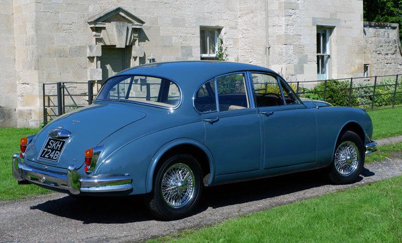 1964 Mk2 3.4 Jaguar For Sale (picture 3 of 6)
