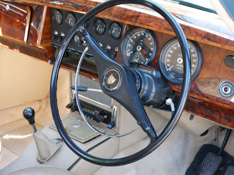1964 Mk2 3.4 Jaguar For Sale (picture 5 of 6)