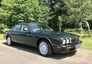 1998 Jaguar XJ8 - XJ series, 1 owner, 55k miles, FSH - Beautiful