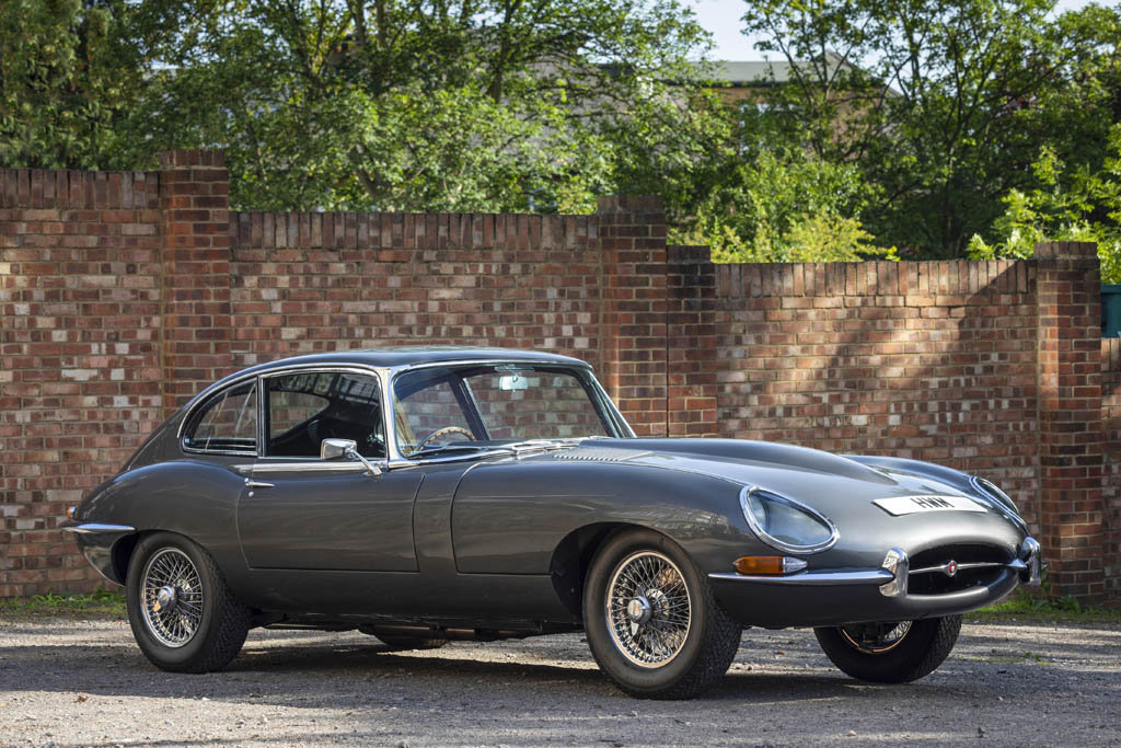 1967- JAGUAR E TYPE SERIES 1 4.2 2+2 COUPE For Sale (picture 1 of 6)