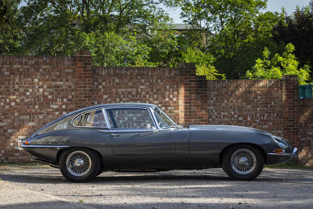 1967- JAGUAR E TYPE SERIES 1 4.2 2+2 COUPE For Sale (picture 3 of 6)
