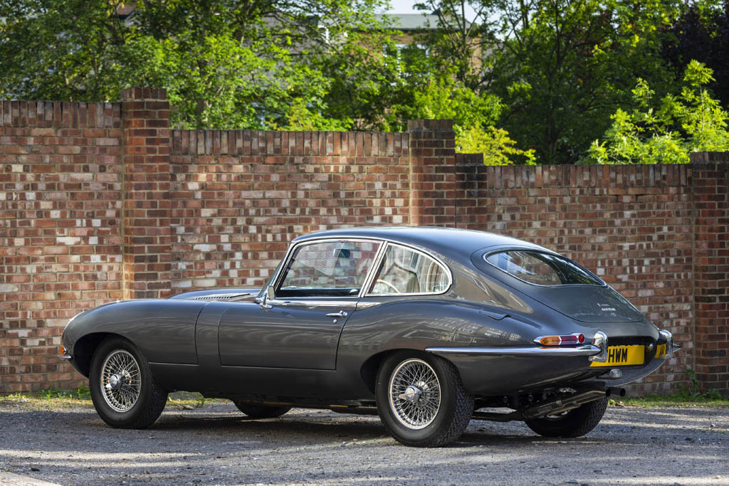 1967- JAGUAR E TYPE SERIES 1 4.2 2+2 COUPE For Sale (picture 5 of 6)