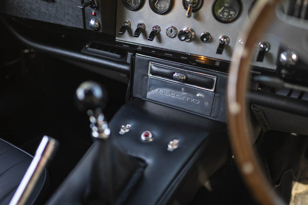 1967- JAGUAR E TYPE SERIES 1 4.2 2+2 COUPE For Sale (picture 6 of 6)