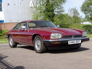 1987 Jaguar XJ-S 3.6 For Sale by Auction