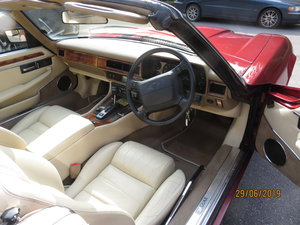 1995 XJS Cabriolet Believed only 3 owners For Sale