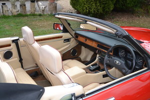 1989 XJS v12 convertible 2 plus 2 For Sale