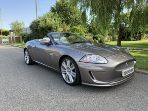 2009 Jaguar XKR 5.0 V8 Supercharged Convertible ONLY 12400 MILES