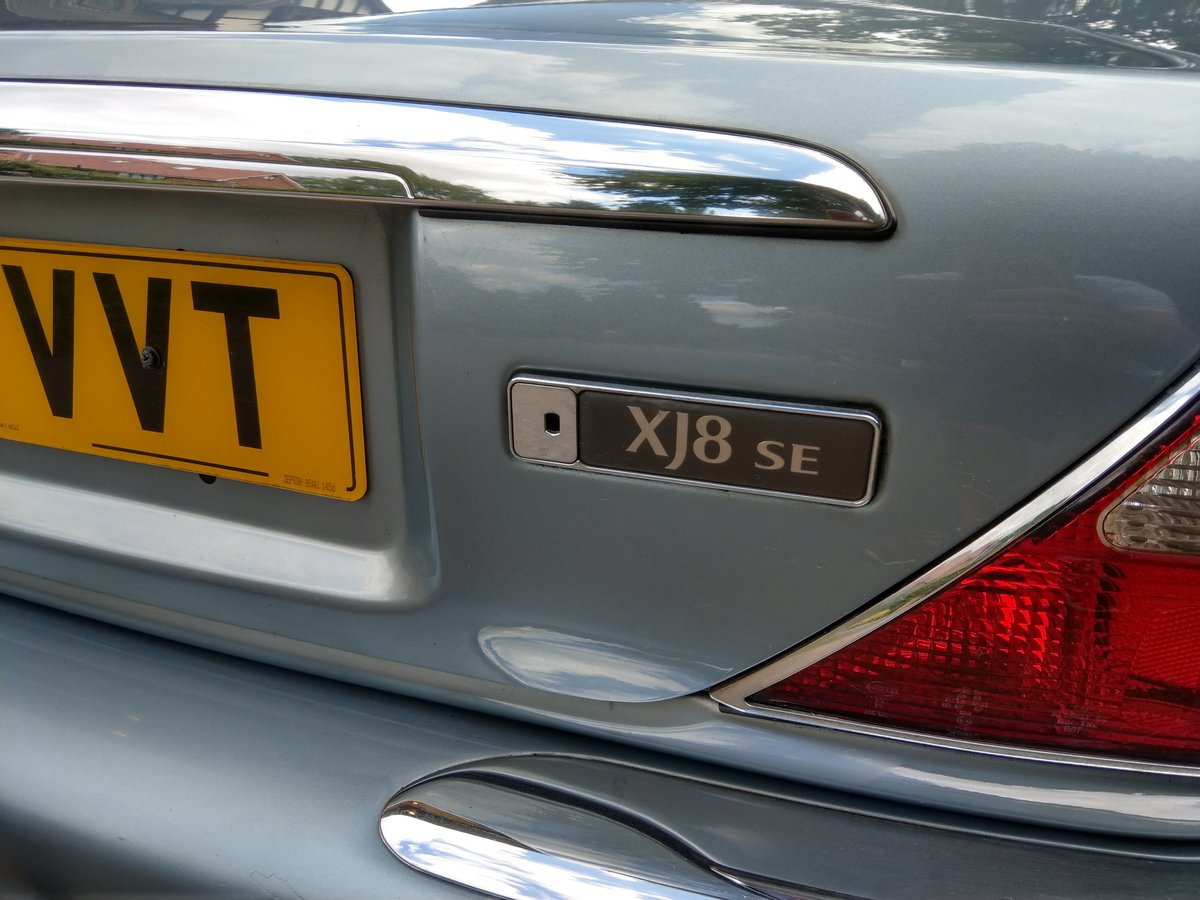 2002 Good Condition With Room For Improvement. Drives Superb SOLD (picture 2 of 6)