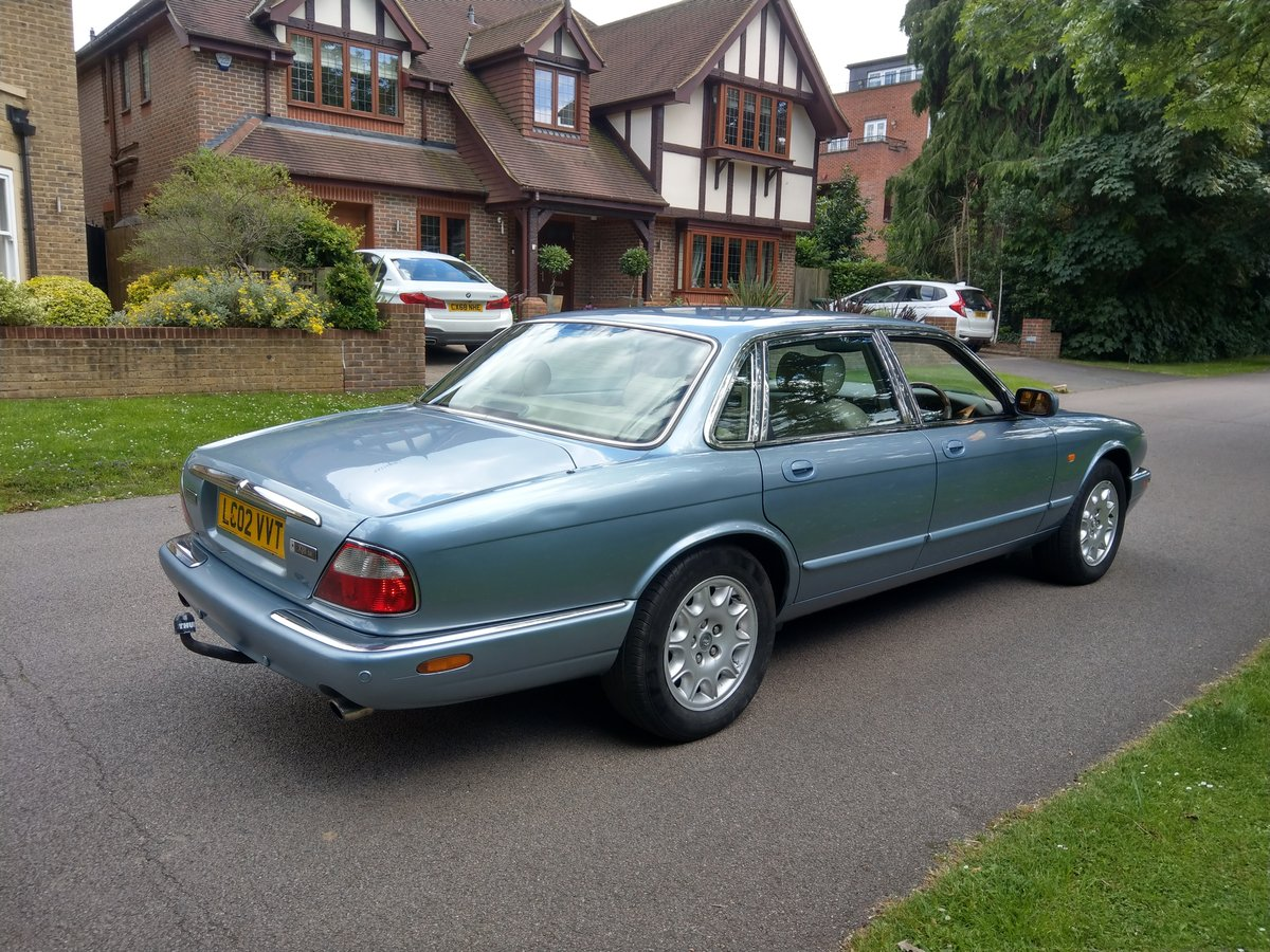 2002 Good Condition With Room For Improvement. Drives Superb SOLD (picture 3 of 6)