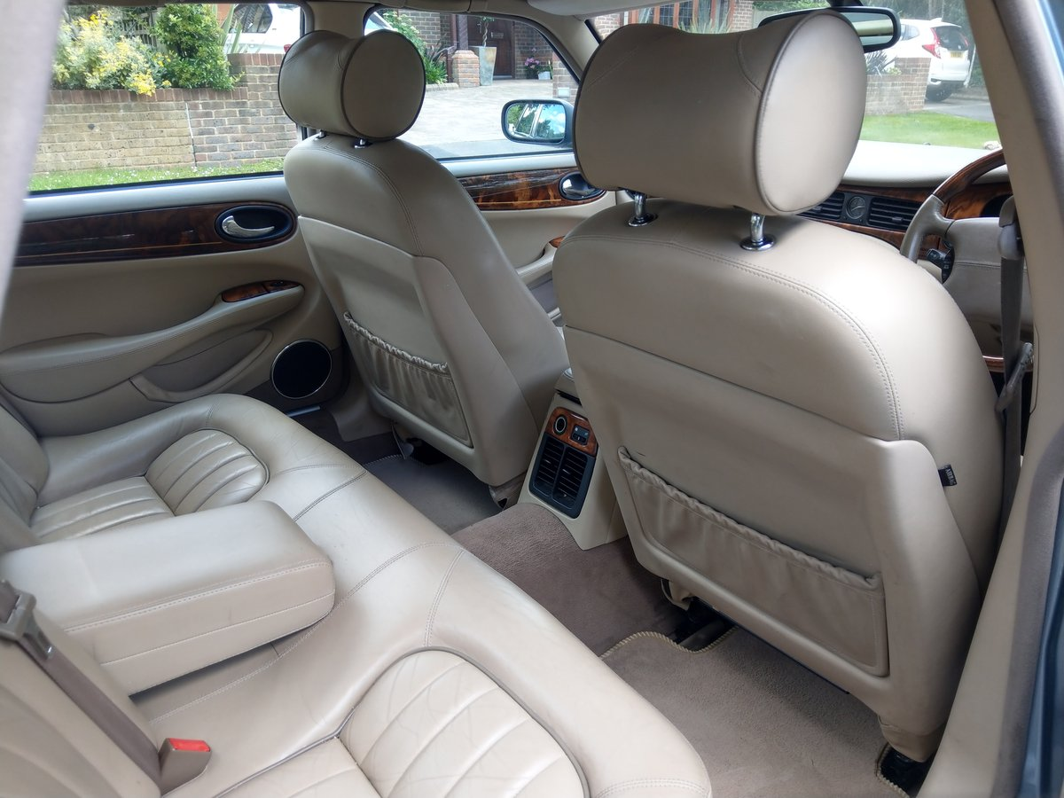 2002 Good Condition With Room For Improvement. Drives Superb SOLD (picture 5 of 6)