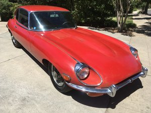 1969 Jaguar XKE Series II 2+2 #23005 For Sale