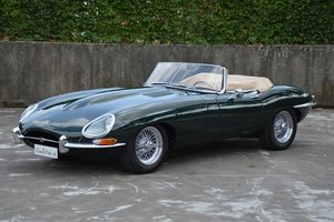 (1027) Jaguar E-Type Series I 3.8 OTS - 1963 For Sale