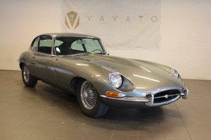 Jaguar e-type 4.2, 1968 For Sale by Auction