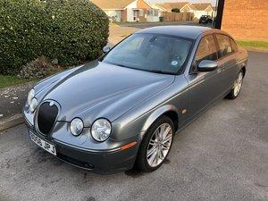 2006 Jaguar S-Type V6 3.0 MANUAL For Sale