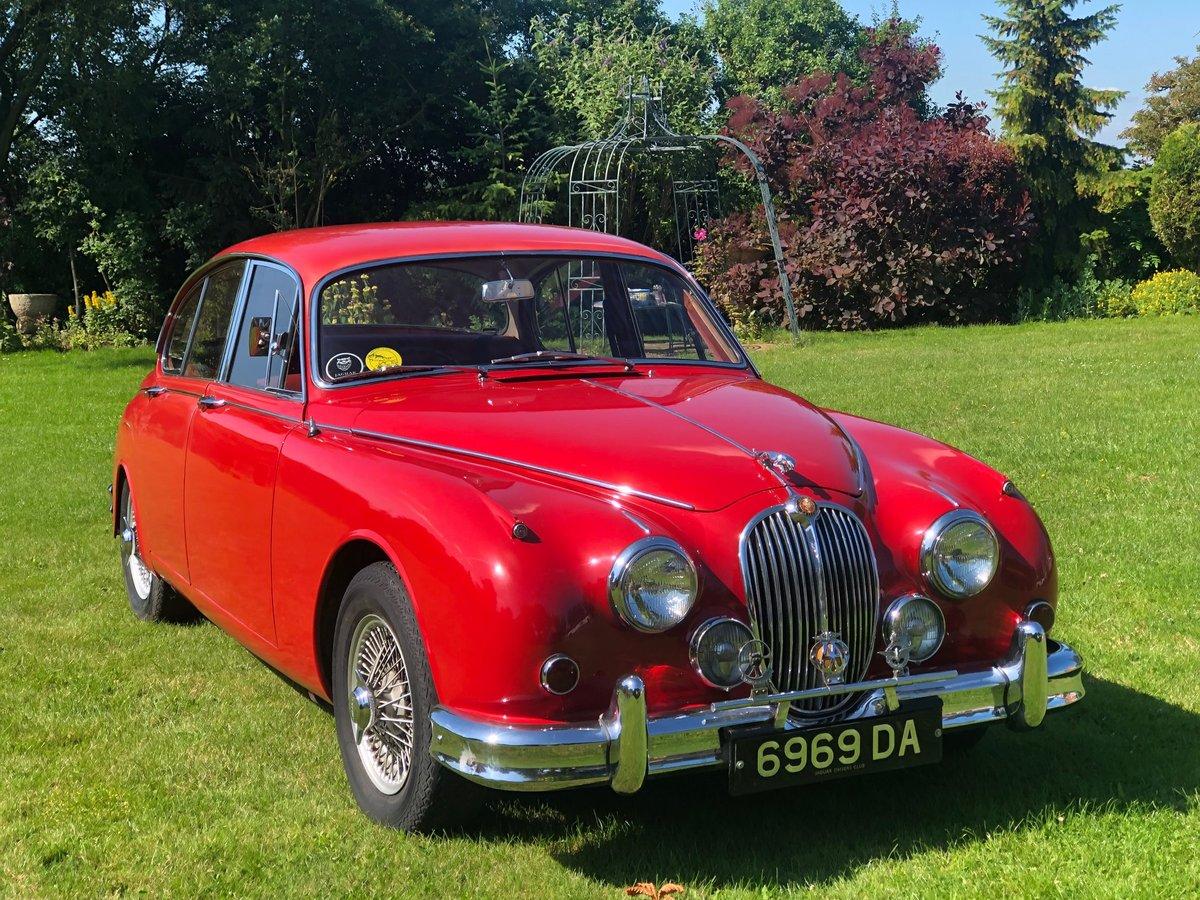1966 Jaguar MK2  For Sale (picture 1 of 6)