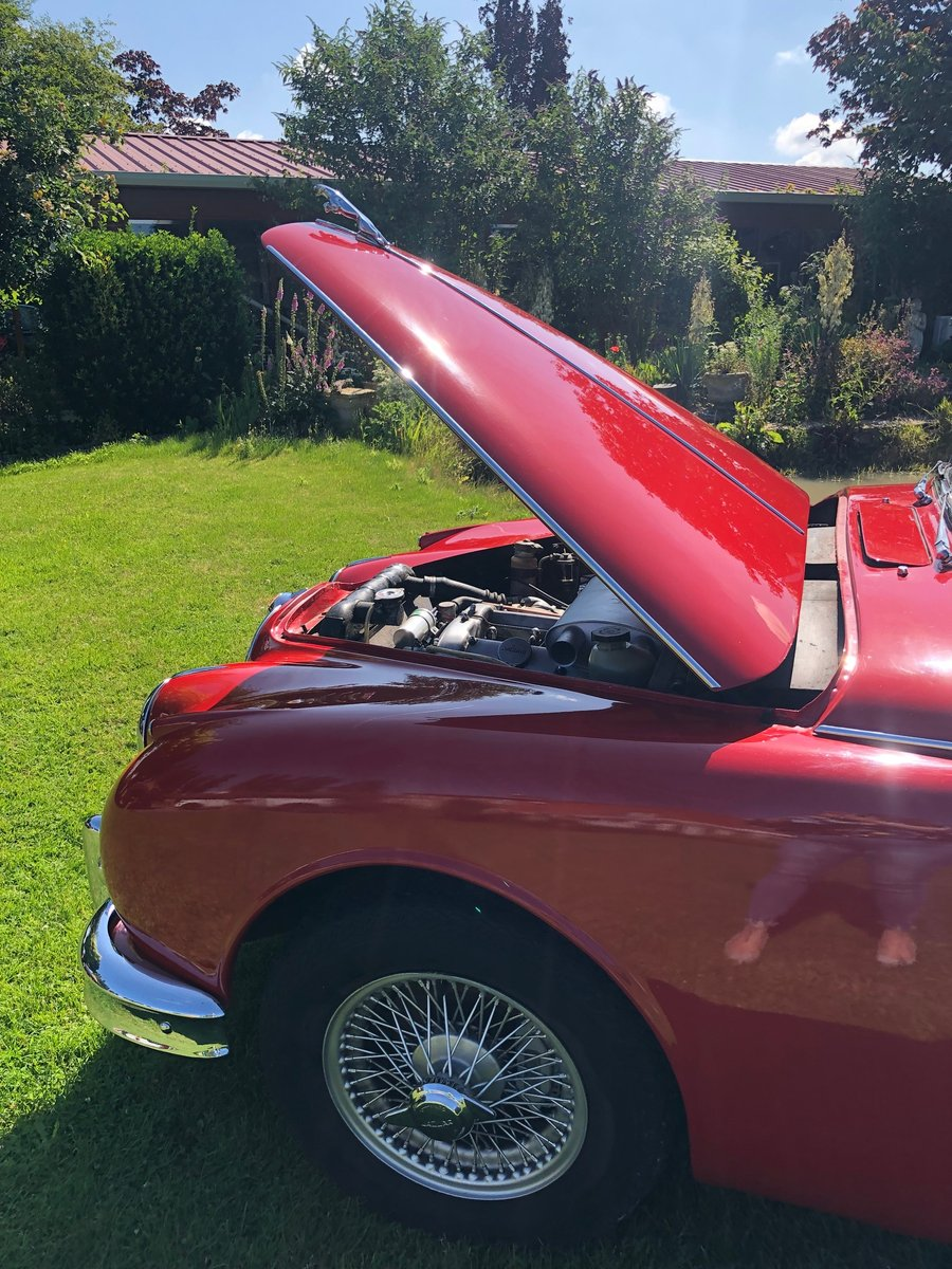 1966 Jaguar MK2  For Sale (picture 3 of 6)