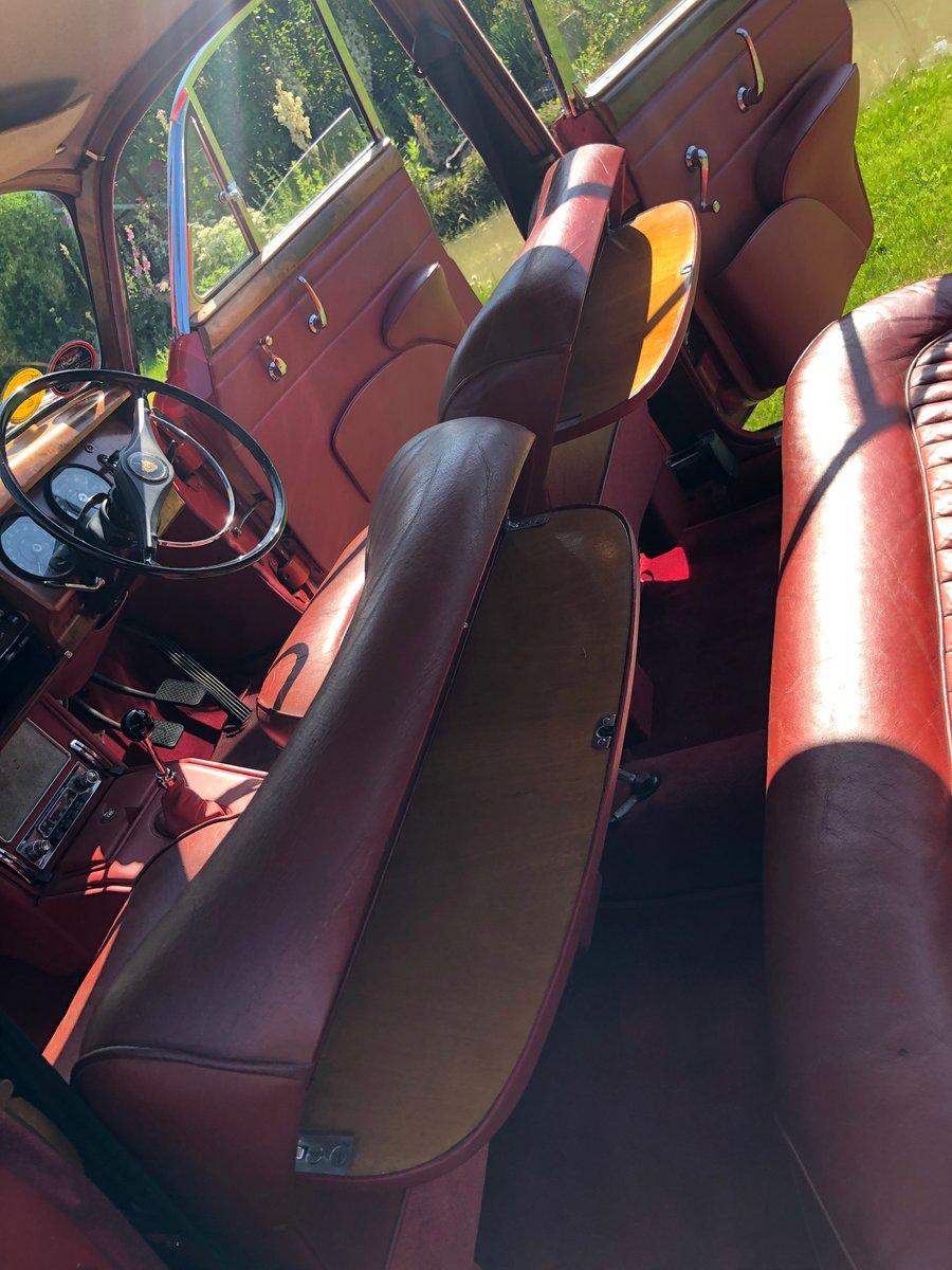 1966 Jaguar MK2  For Sale (picture 5 of 6)