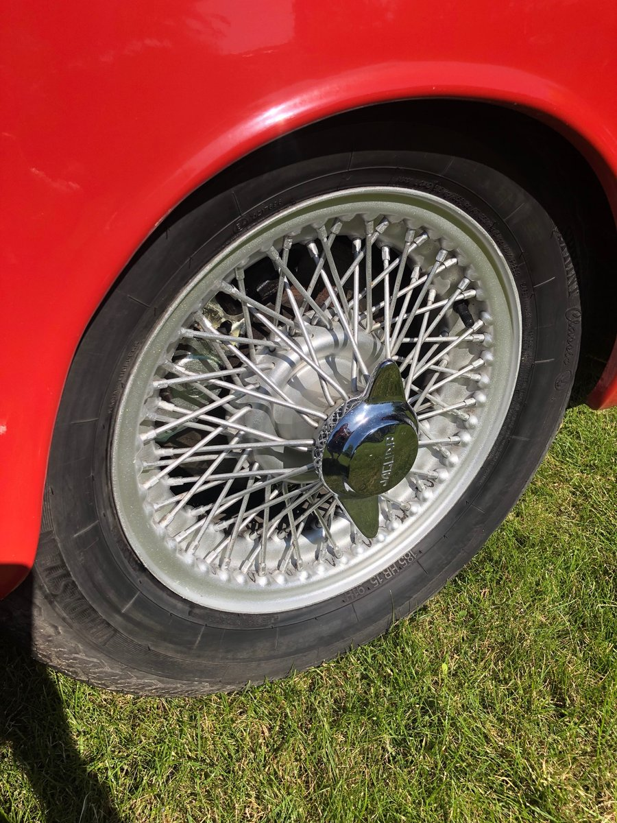1966 Jaguar MK2  For Sale (picture 6 of 6)