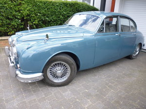 JAGUAR MK 2  3.8 RHD 1960 For Sale