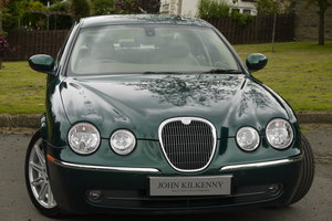 2004 JAGUAR S-TYPE 2.7 V6 SE 4d AUTO **FULL JAGUAR SERVICE HISTOR For Sale