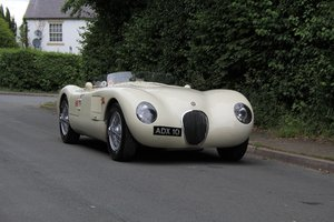 1960 Jaguar C-Type Recreation For Sale