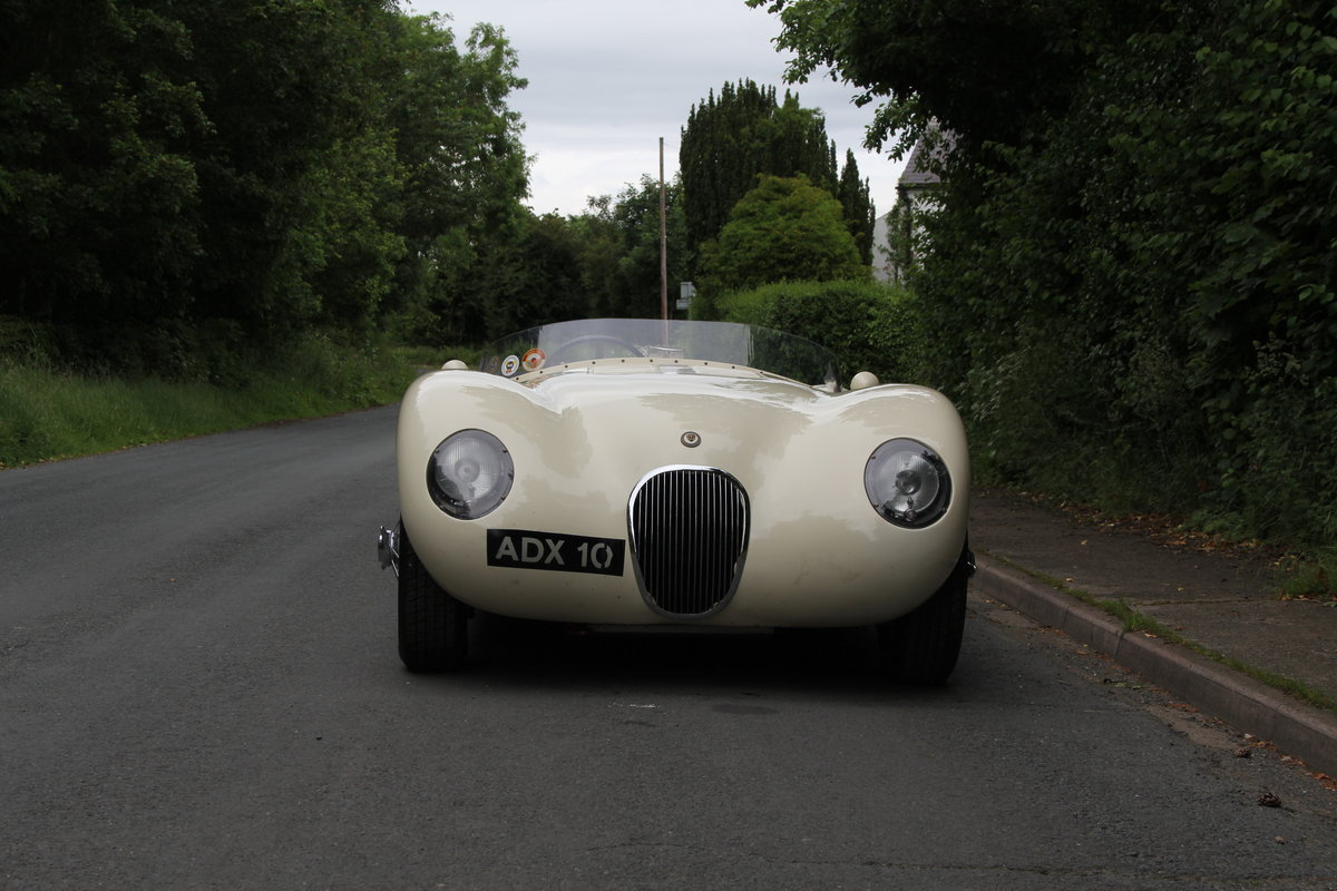 1960 Jaguar C-Type Recreation For Sale (picture 2 of 12)