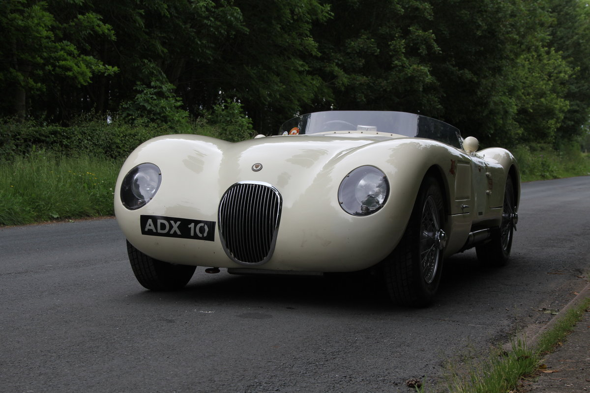1960 Jaguar C-Type Recreation For Sale (picture 3 of 12)