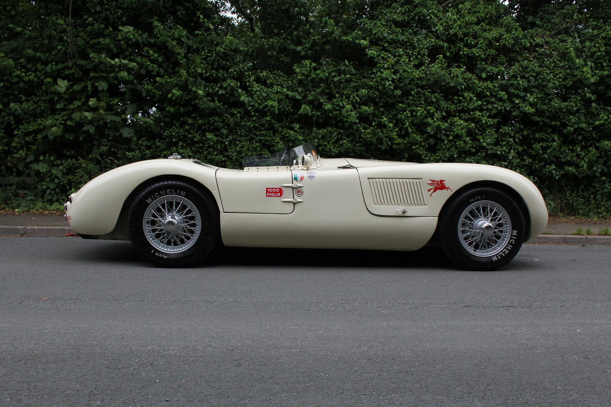 1960 Jaguar C-Type Recreation For Sale (picture 5 of 12)