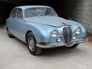 1966 Jaguar S-Type 3.4 Litre For Sale by Auction