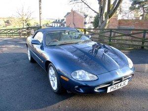 1997 Jaguar XK8 Convertible For Sale by Auction