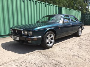 1993 Jaguar XJ12 6.0 - XJ81 For Sale