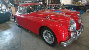 1959 Fully restored XK150 FHC LHD For Sale