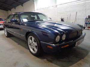 1998 Xjr 4.0 supercharger - 53,000 miles fsh !! For Sale