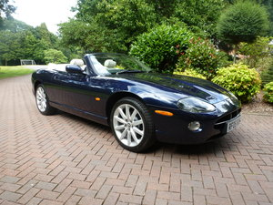 2005 Beautiful low mileage Final Edition 4.2S Convertible SOLD