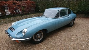 1969 Jaguar E-Type Series 2 2+2 For Sale