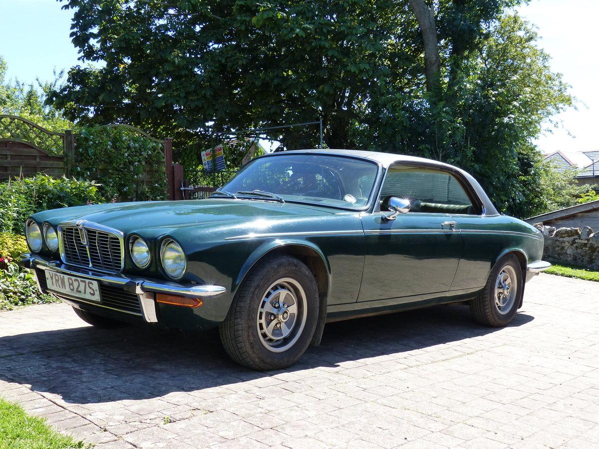 1978 Jaguar XJC 5.3 For Sale (picture 1 of 6)
