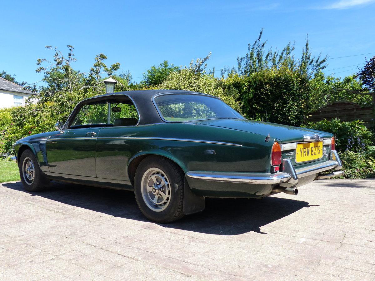 1978 Jaguar XJC 5.3 For Sale (picture 2 of 6)