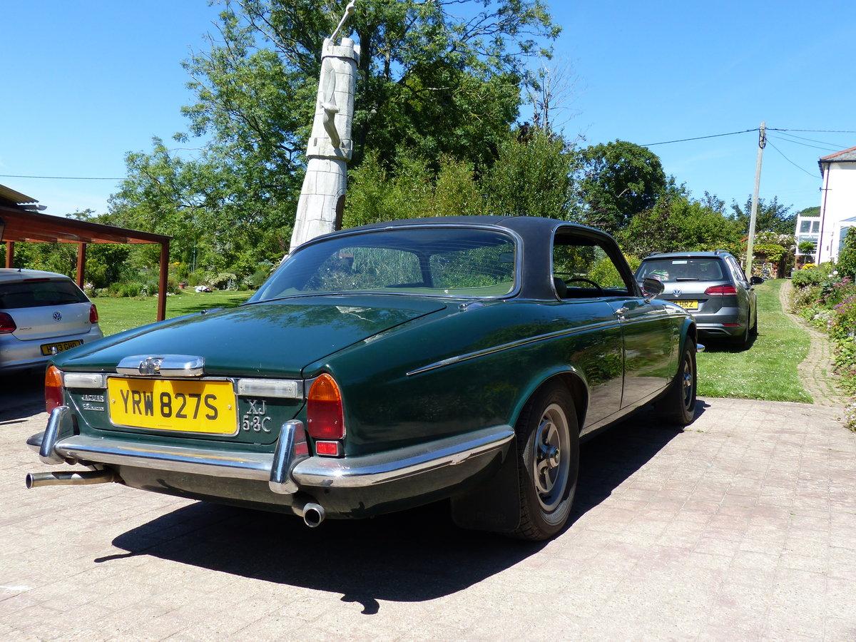 1978 Jaguar XJC 5.3 For Sale (picture 3 of 6)