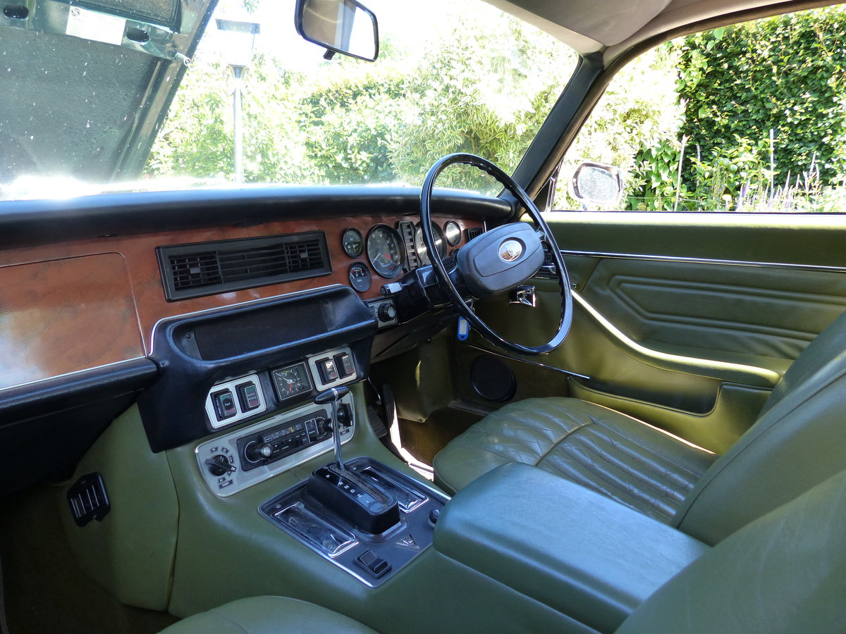 1978 Jaguar XJC 5.3 For Sale (picture 5 of 6)