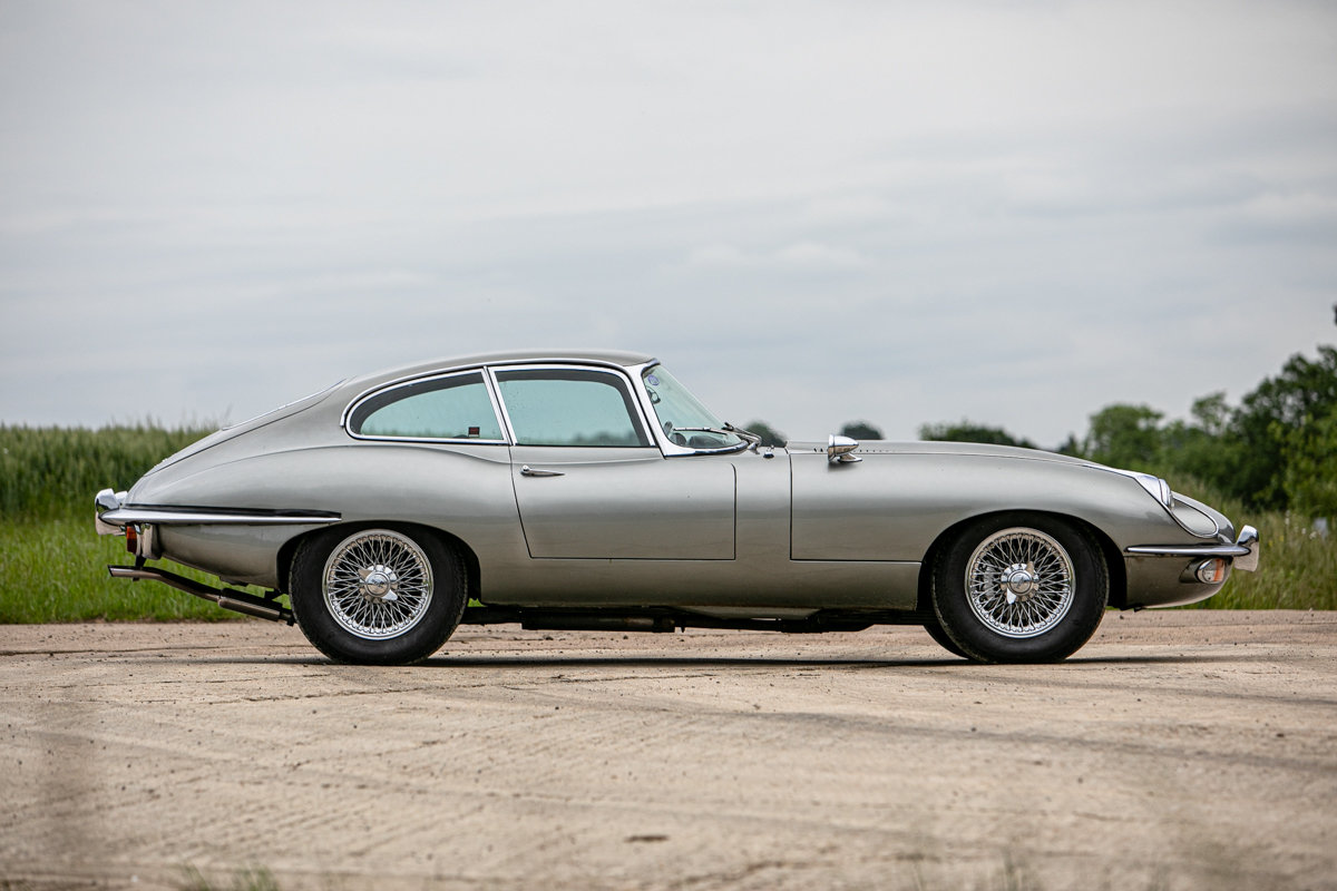 1969 Jaguar E-Type Series 2 FHC SOLD by Auction (picture 3 of 6)